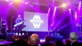 Melotron - Gib Mir Alles live @ Mera Luna 2015