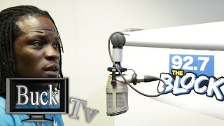 "WWE R-Truth  ""Ron Killings""  Interview with Chewy 92.7 The Block On Buck Tv"
