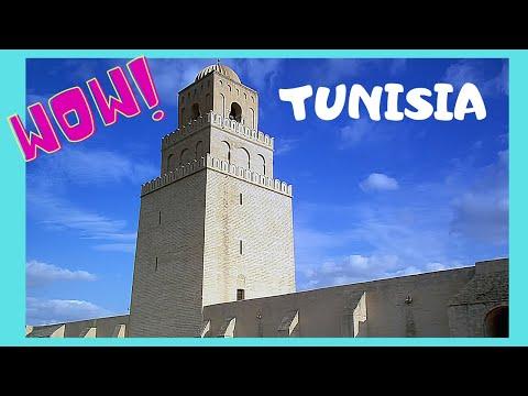TUNISIA, the spectacular holy city of KAIROUAN (Kairwan or Kirwan)