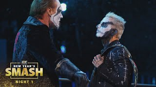 The Weigh In for the TNT Championship Match | AEW New Year's Smash Night 1, 1/6/21