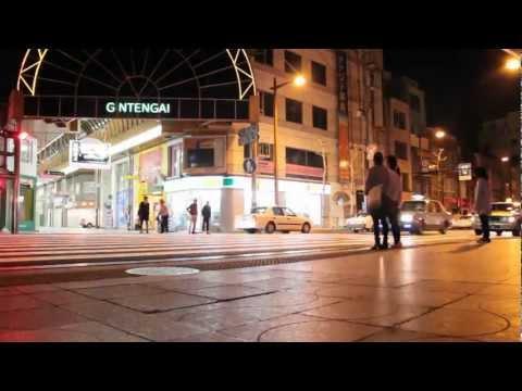 A Matsuyama Minute (Time-lapse video) [Visit Matsuyama]