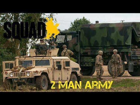 2 man army ► Squad Alpha v9.11 (full round gameplay)