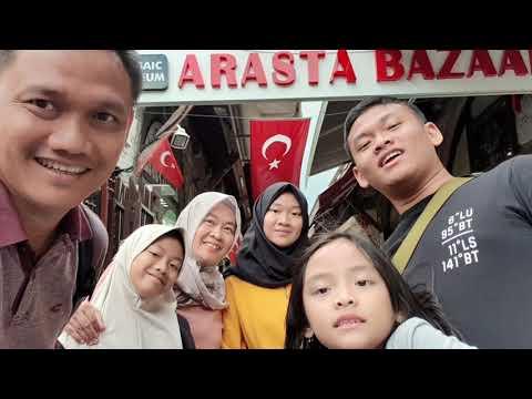 Istanbul One Day Trip   Walk Around SULTANAHMET Area