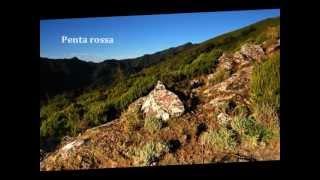 Costa verde, paysages de Corse