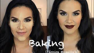"""""""Baking"""" Tecnica Maquillaje    Mytzi Cervantes"""