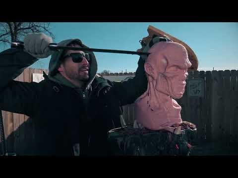 The Wasteland Gladius!!! Zombie Go Boom Prestige