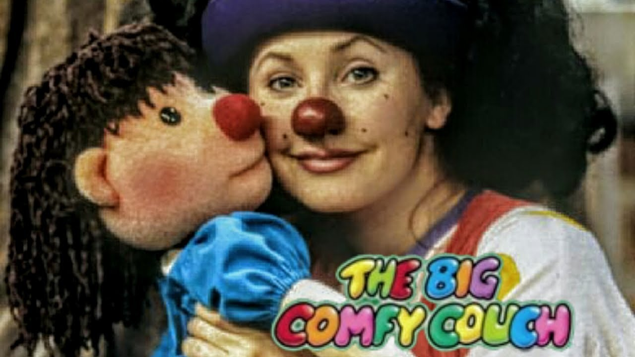 Pbs Kids The Big Comfy Couch Opening Intro Theme