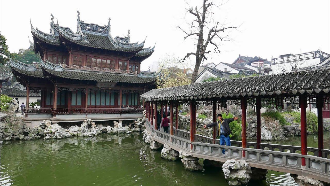上海豫園 4K - YouTube