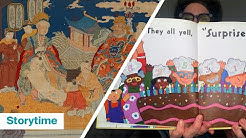 Storytime with The Met: What's Cookin': A Happy Birthday Counting Book