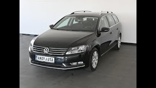 Video prohlídka: Volkswagen Passat - 2012 - 19421