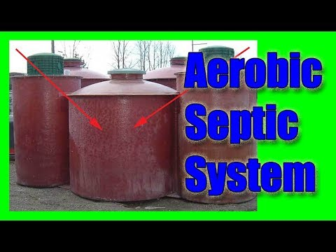 Aerobic Septic System Cost in North Lawrence