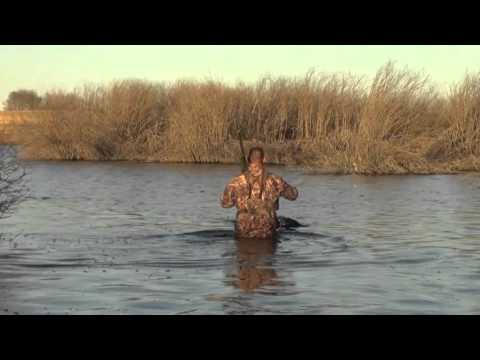Duck Hunting With The Argo Amphibious ATV In NW Saskatchewan With Jake And Mari Romanack