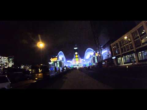 Seattle Seahawks vs Saints Earthquake, Guinness world record crowd noise MNF 12/2/2013