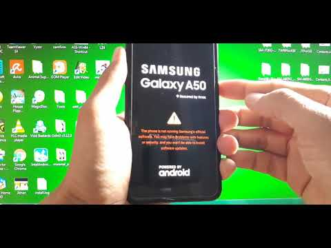 Root Galaxy A50 ASH2 Firmware ( TWRP + Magisk )