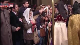 Slaq am Հունվարի 5 ը` Սուրբ ծննդյան ճրագալույցի օր