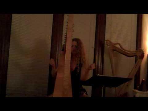 Harp Diana Rowan