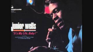 Junior Wells -  Checking On My Baby