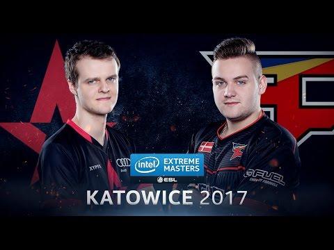 CS:GO - Astralis vs. FaZe [Cache] Map 1 - Grand Final - IEM Katowice 2017