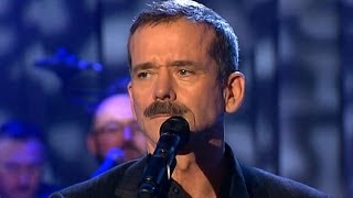 Commander Chris Hadfield performs Space Oddity | The Late Late Show