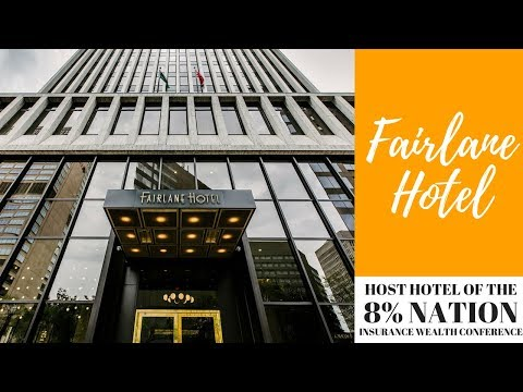 Fairlane Hotel || 8% Nation Insurance Wealth Conference