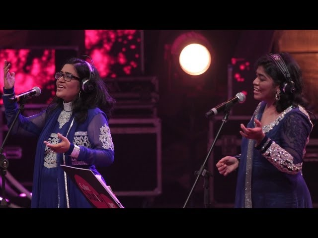 Ennile Maha Oliyo - A.R Rahman, Rayhanah, Issrath Quadhri - Coke Studio @ MTV Season 3 Travel Video