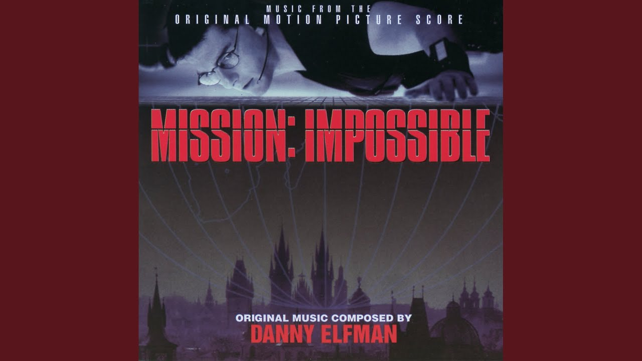 Danny Elfman - Train Time 1996 | Mission Impossible | Video