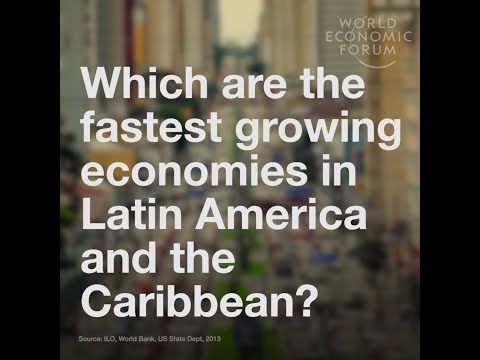 Latin America's fastest growing economies