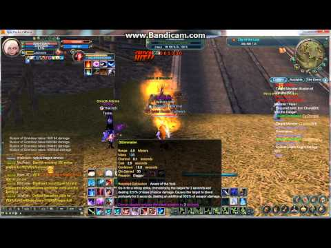 Epic Perfect World - Weak Assassin's Damage