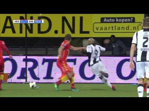 Samenvatting Heracles Almelo - Go Ahead Eagles (2016-2017)