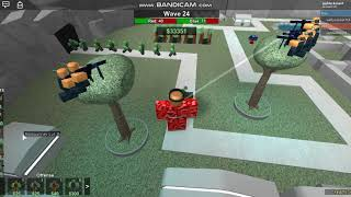 Roblox Tower Battles how to do the railgunner glitch