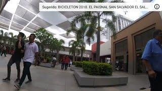 Centro comercial (mall) metrocentro san salvador.