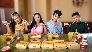 MEET THE CAST - Following BretmanRock Mukbang
