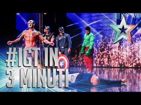 Il meglio della terza puntata di audizioni | Italia's Got Talent 2015
