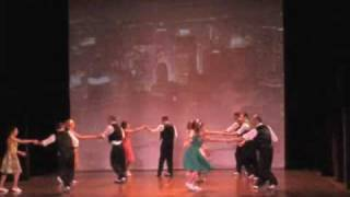 Opus Number One - Boogie Club - Théâtre St Louis 2010