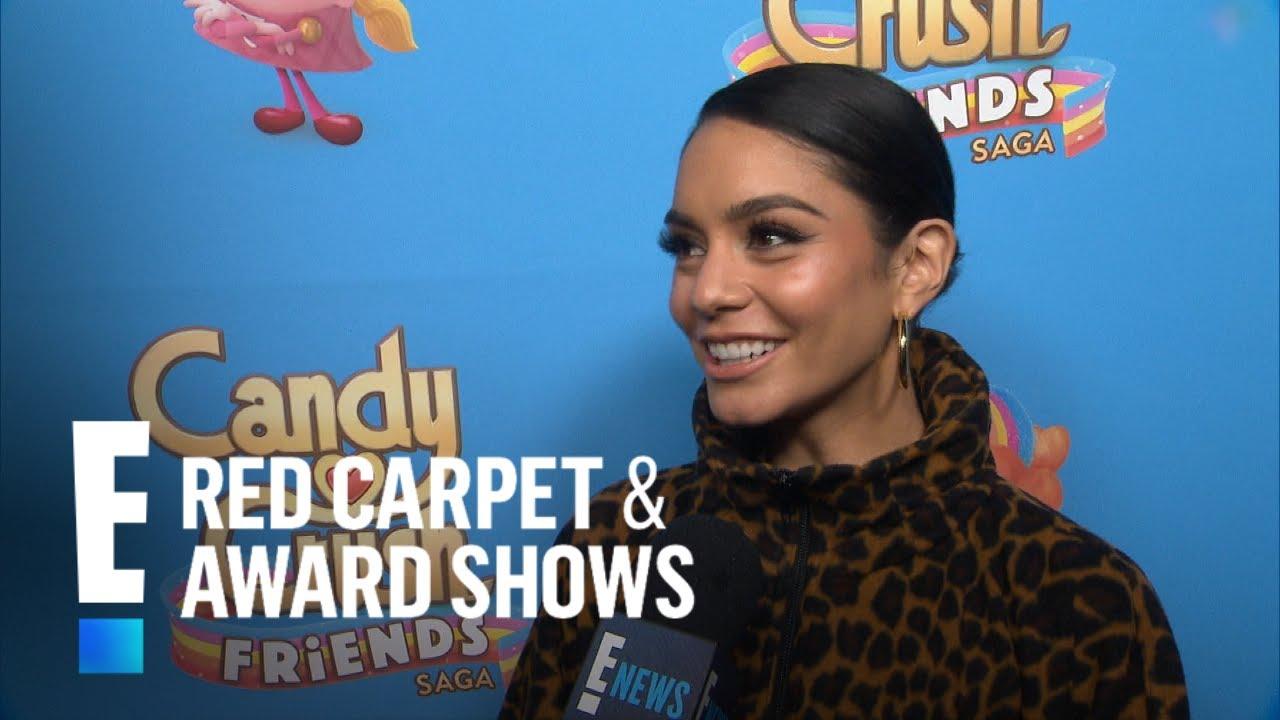 Vanessa Hudgens Reacts to Selena Gomez's Hospitalization | E! Red Carpet & Award Shows image