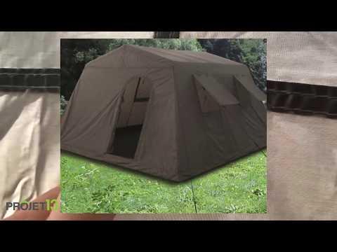 Tente Militaire 6 Places Miltec