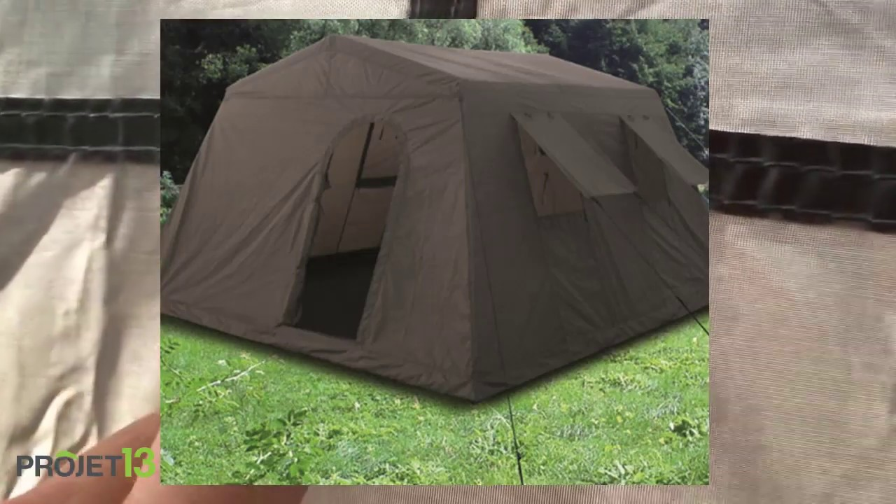 Tentes -nouveau Camping Militaire Olive 6-Mann Tente