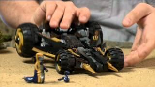 LEGO Ninjago - Cole útočí - tipy a triky