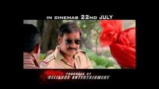 Ajay Devgan singham movie trailer bollywood hits film 2012 rohit shetty starrer comedy funny