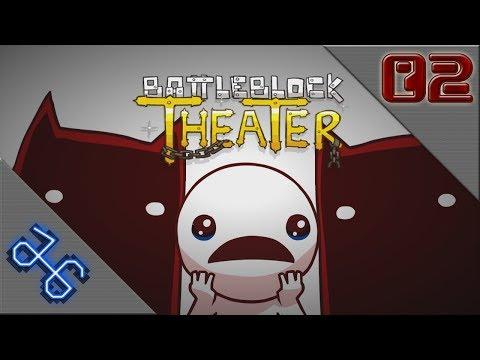 David, Exit Stage Right   BattleBlock Theater   Episode 2   JonathanIsBadAtGames