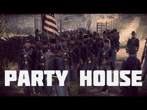 """War of Rights - """"Party House"""""""
