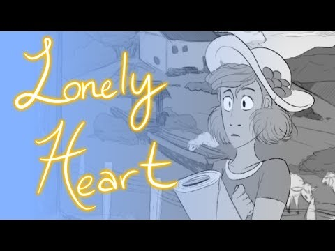 Lonely Heart | KCAI Spring Final 2018, p. 1