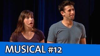 PIJAMA LISTRADO - MUSICAL #12