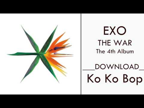 [Album] EXO – THE WAR - KO KO BOP (MP3 + DOWNLOAD)