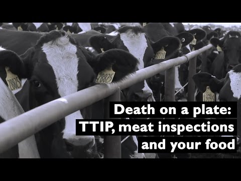 Death on a plate, TTIP