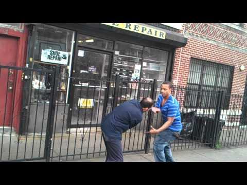 Brooklyn Crownheight fights