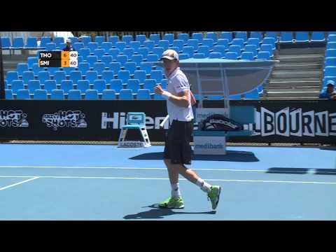 Final - Jordan Thompson vs John-Patrick Smith - Australian Open 2015 Play-off Highlights
