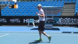 Final - Jordan Thompson vs John-Patrick Smith - Australian Open 2015 Play-off Highlights