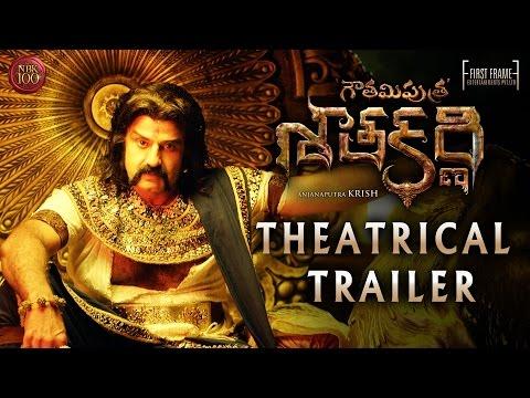 Gautamiputra Satakarni Theatrical Trailer | Nandamuri Balakrishna | A Film by Krish | #NBK100