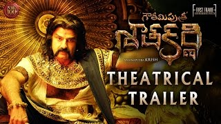 Gautamiputra Satakarni Theatrical Trailer | Nandamuri Balakrishna | A Film By Krish | #NBK100